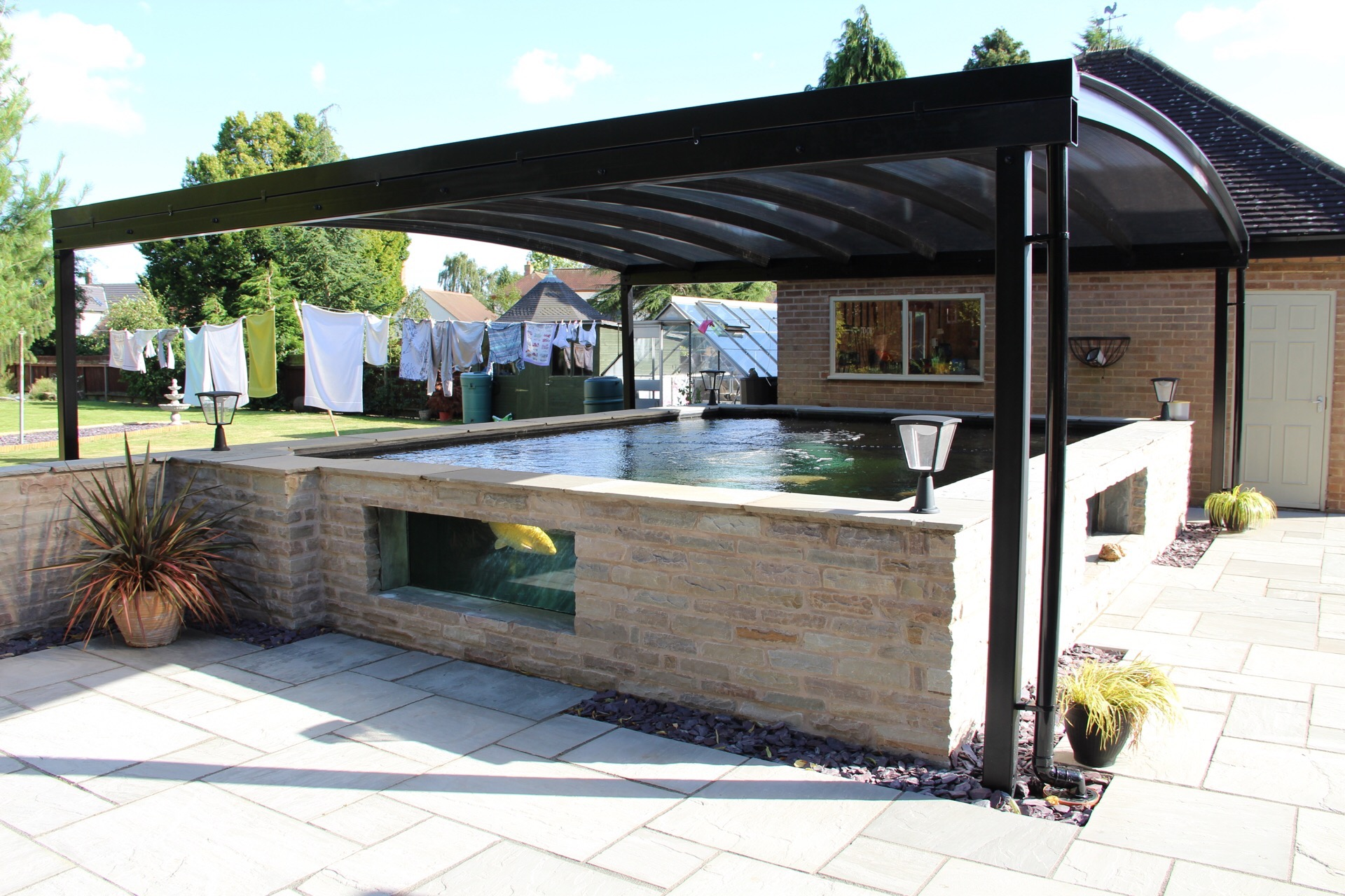 Canopies And Carports : Carport awnings canopies images double the