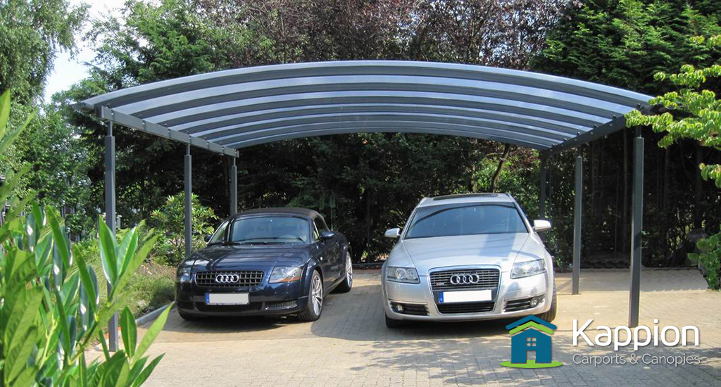 Ultimate Freestanding Double Carport