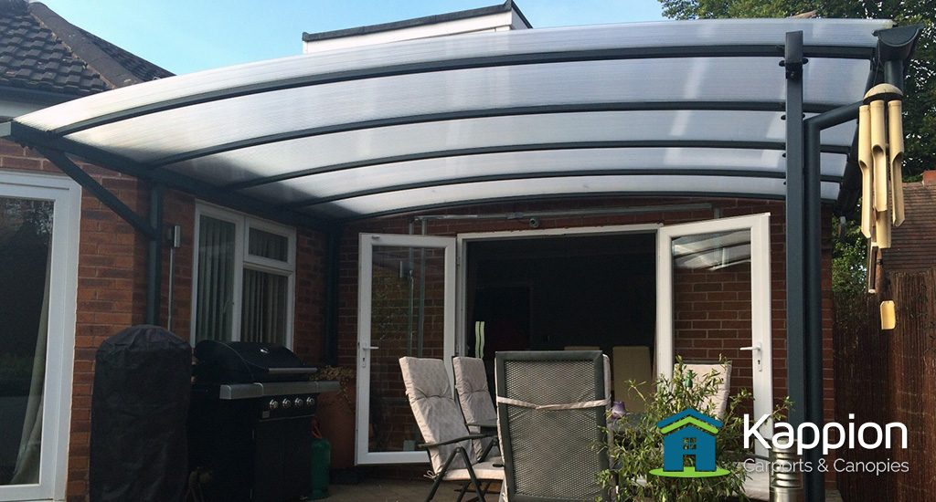 Free Standing Carports UK | Kappion Carports & Canopies
