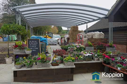 Commercial & Retail Canopy