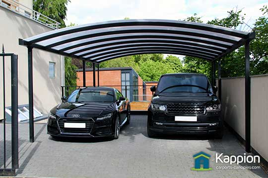 Used Metal Carports 2 Car : Car port cool solar pv carport with beautiful