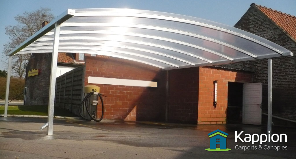 Car Wash Canopy For Professionals Kappion Carports