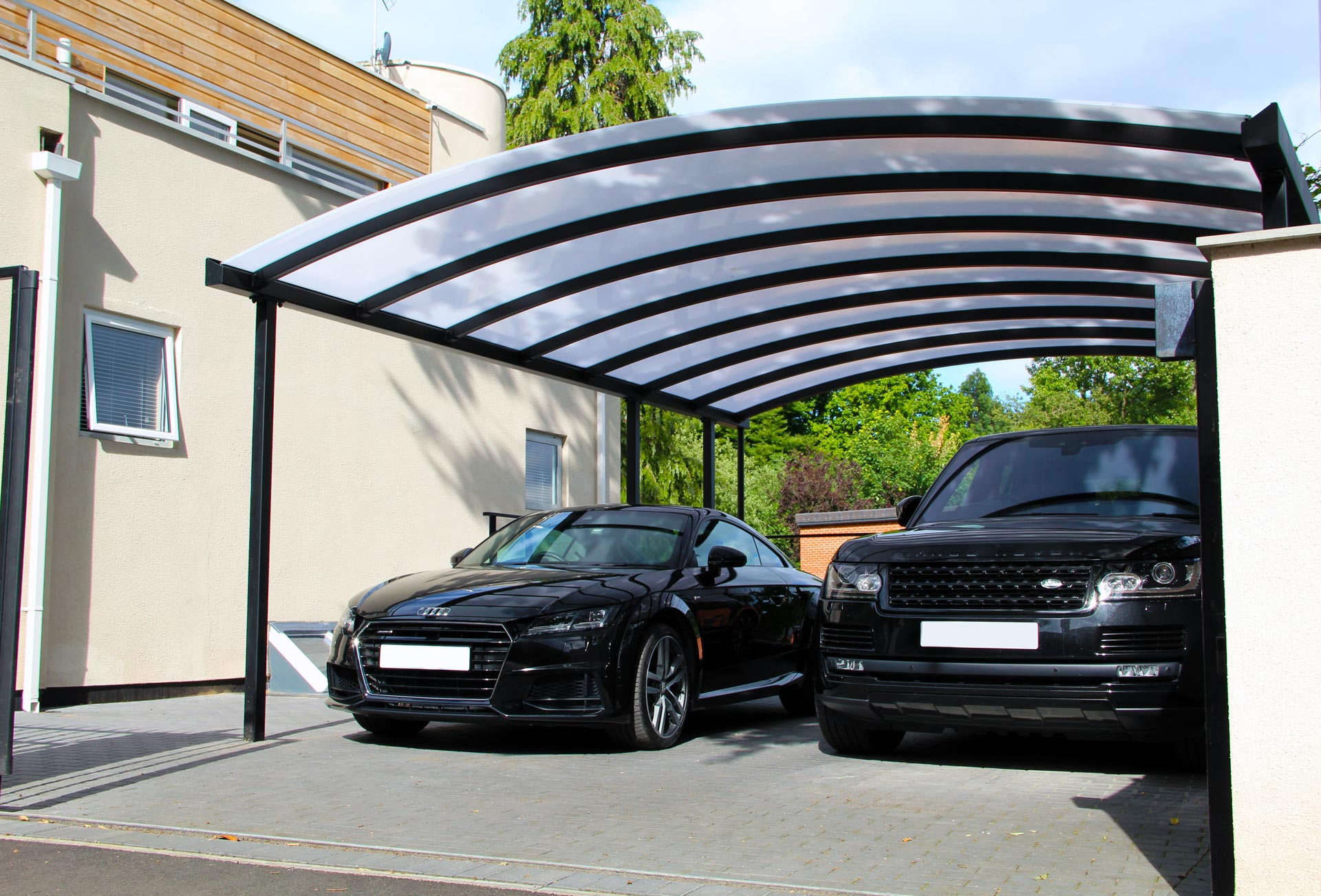 Awnings For Cars : Car port canopy for cars kappion carports canopies