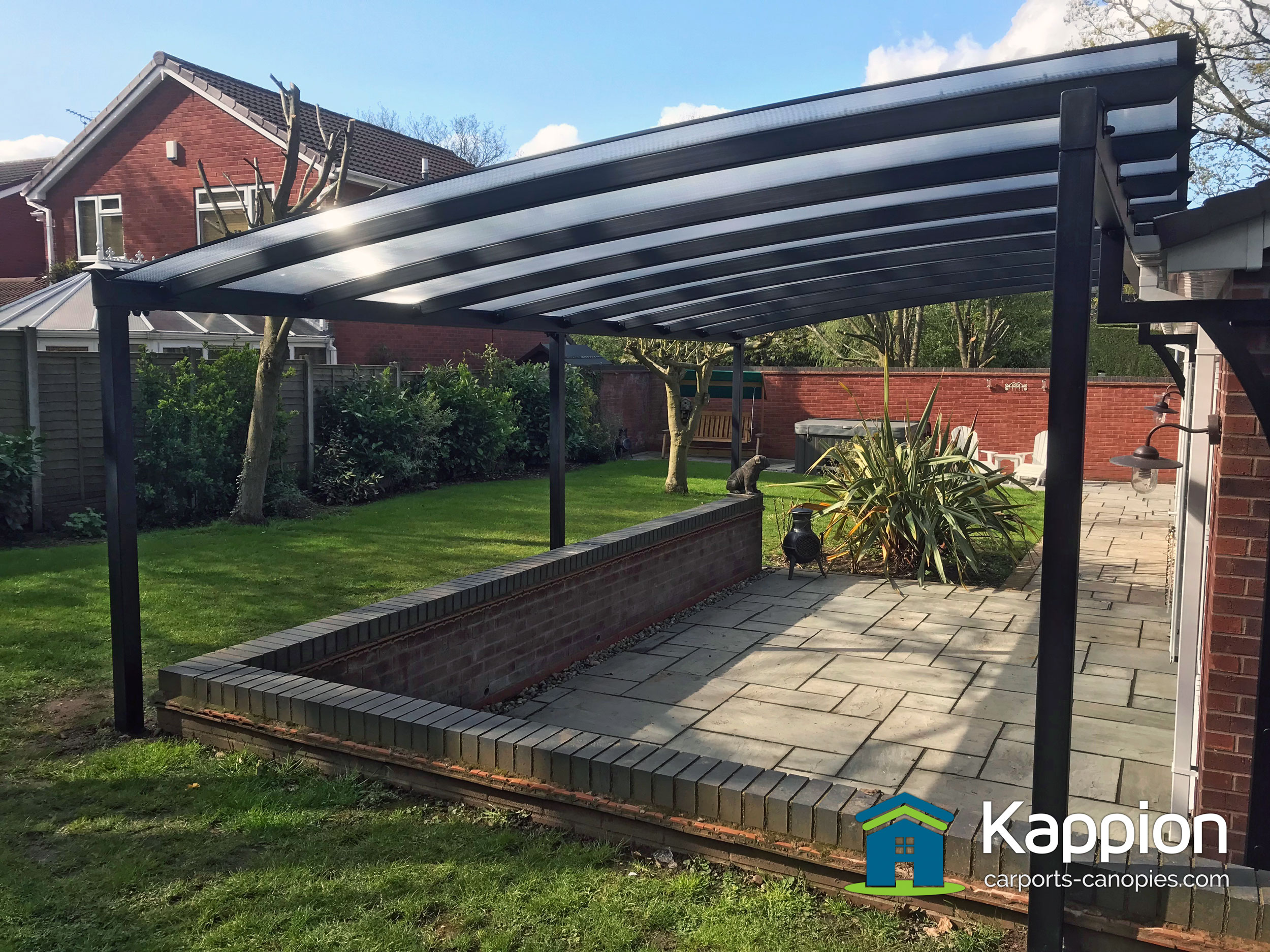 Patio Canopy Staffordshire