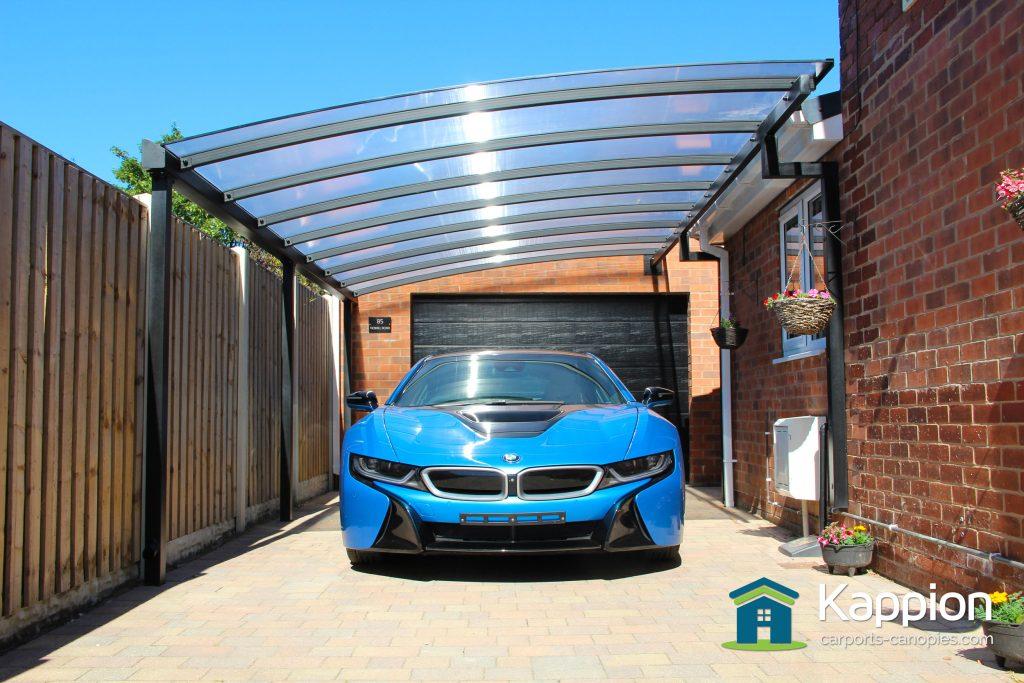 carport and walkway canopy