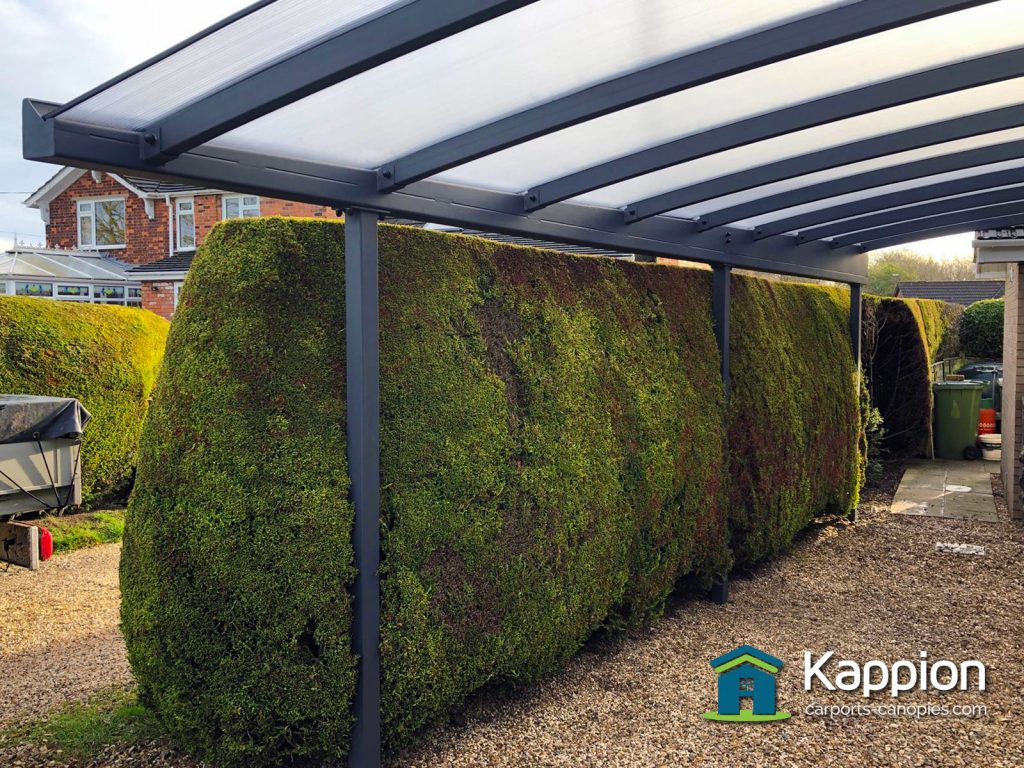 Tapered Carport Louth